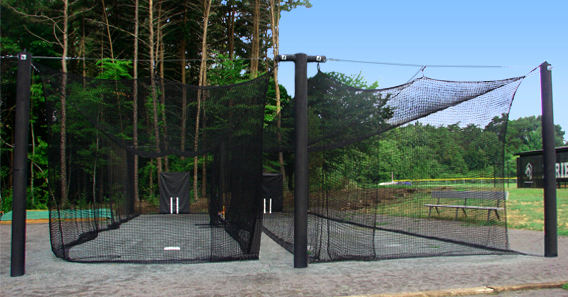 Batting Cage Double