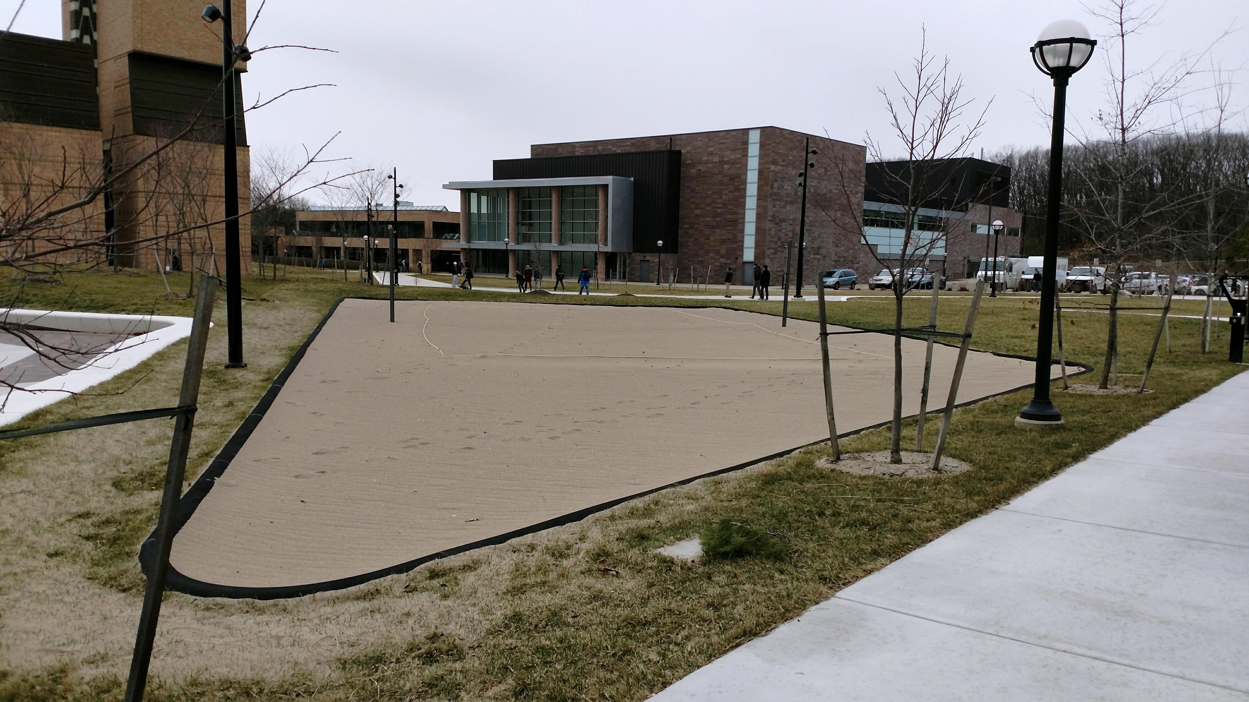 beach volleyball rubber border sportsedge