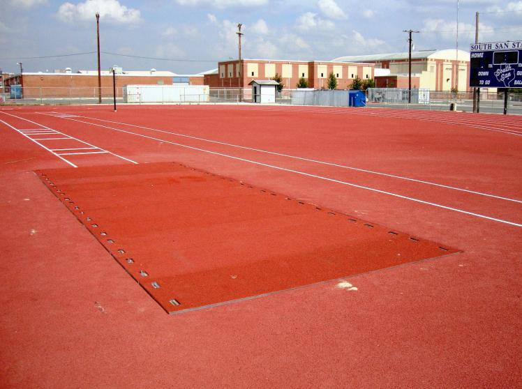 a track