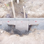 pro-l-channel-drain-catch-basin-install