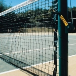 tennis-net-and-post