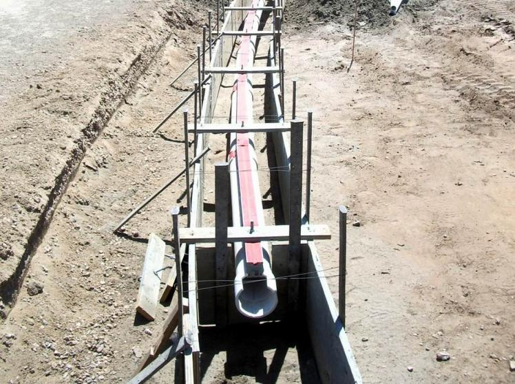 Xt slot drain