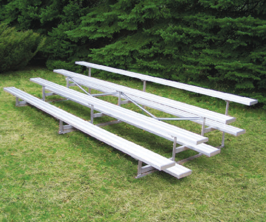 Magnificent Bleachers And Benches Sportsedge Alphanode Cool Chair Designs And Ideas Alphanodeonline