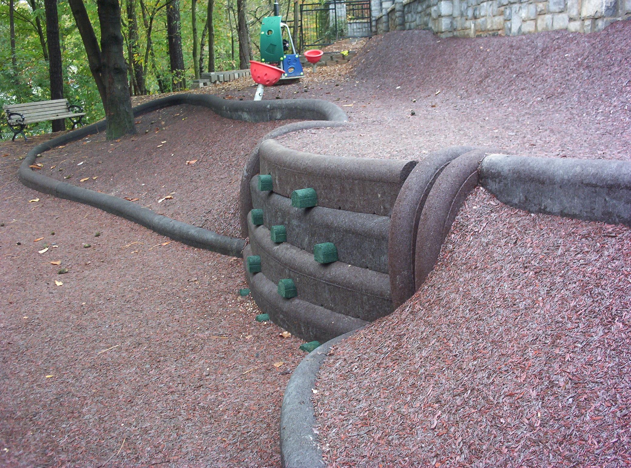 Rubber Landscape Edging - SportsEdge
