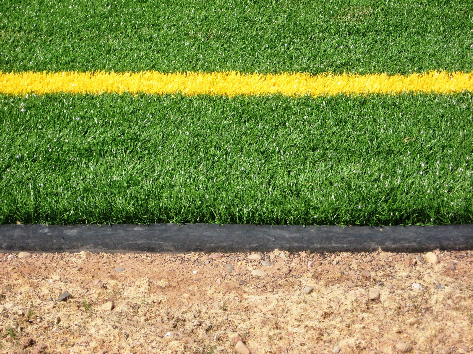 Rubber L Curb Sportsedge